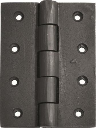 Tradco 'CAST IRON HINGE' Antique Finish 75 x 100mm 1241