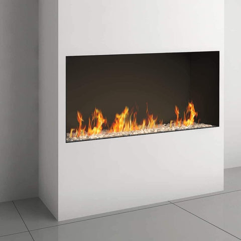 Ortal Front Facing Clear 150H Gas Fireplace