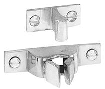 DELF ARCHITECTURAL CP    SPRING LOADED AUTO DOOR CATCH D1857C