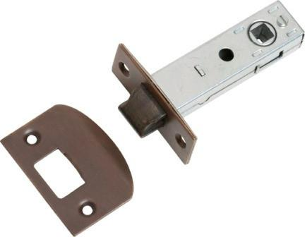 Tradco Tube Latches & Privacy Turns - Tube Latches 2241