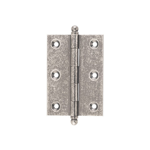 Tradco Hinge Loose Pin Rumbled Nickel H85 x W60mm 2525