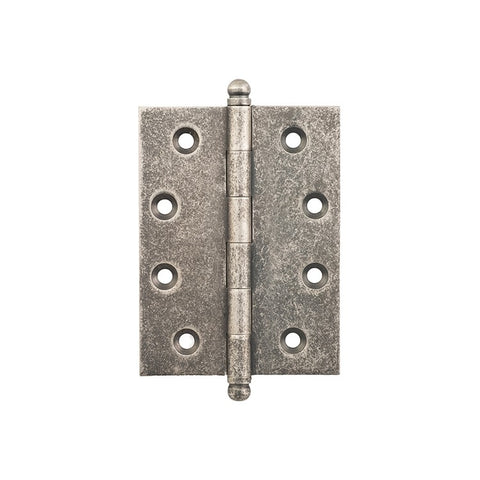 Tradco Hinge Loose Pin Rumbled Nickel H100 x W75mm 2528