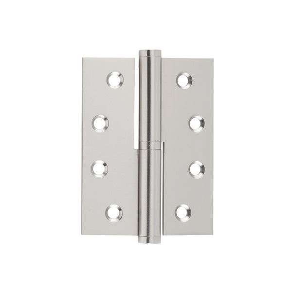 Tradco Hinge Lift Off Left Hand Satin Nickel H100mm x W75mm 2746
