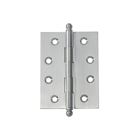 Tradco 'HINGE - LOOSE PIN' Satin Chrome 2778 100mm x 75mm