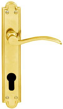 DELF ARCHITECTURAL LEVER LOCK FURN.`GAINSBOROUGH' CYL 85MM D285485