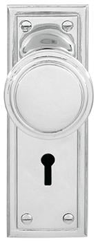 DELF ARCHITECTURAL SC   KNOB LOCK FURNITURE 155*52MM
