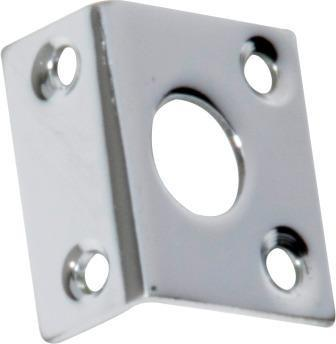 Tradco 'RIGHT ANGLE KEEPER' Chrome Plate 2956