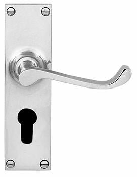 DELF ARCHITECTURAL SC   LEVER`EURO'CYLINDER LOCK FURNITURE