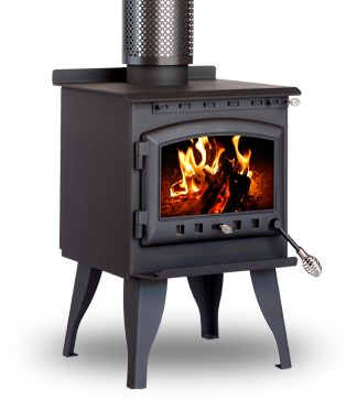 Kalora 425R Radiant Wood Heater