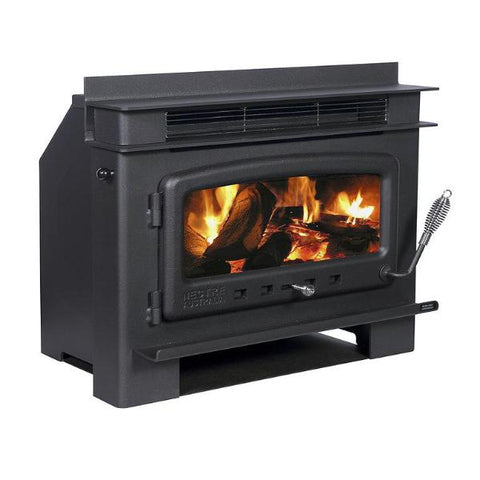 The Nectre Inbuilt Wood Heater