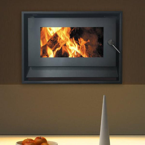 Blaze Inbuilt 520 / 820 Woodfires with Remote Fan