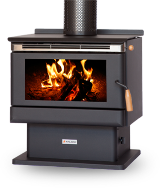 Kalora 500C Convection Wood Heater