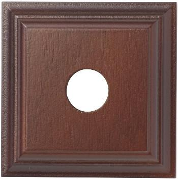 Tradco 'SINGLE CLASSIC CEDAR BLOCK' 5411 90mm x 90mm