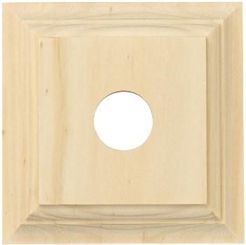 Tradco 'SINGLE CLASSIC PINE BLOCK' 5421 90mm X 90mm