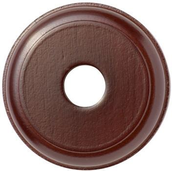 Tradco 'SINGLE ROUND CEDAR BLOCK' 5430 90mm