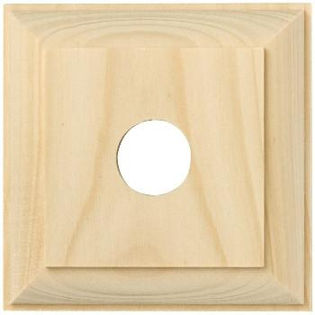 Tradco 'SINGLE TRADITIONAL PINE BLOCK' 5441 90mm x 90mm