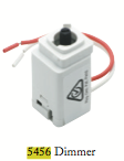 Tradco 'FAN CONTROLLER' Unit Only White 5457