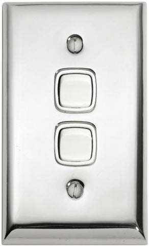 Tradco Screw-On Covers - Switch 5653