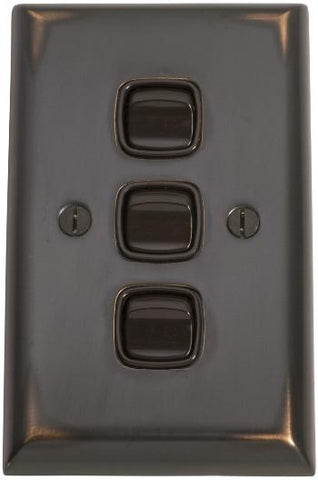 Tradco Screw-On Covers - Switch 5654