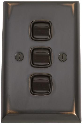 Tradco Screw-On Covers - Switch 5764