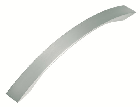 Tradco 'PULL HANDLE' Satin Nickel 7042 195mm