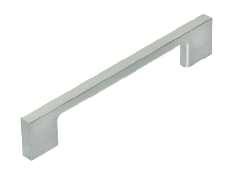 Tradco 'PULL HANDLE' Satin Nickel 7083 162mm