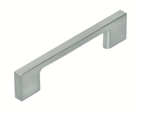 Tradco 'PULL HANDLE' Satin Nickel 7084 130mm