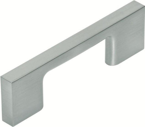 Tradco 'PULL HANDLE' Satin Nickel 7085 98mm