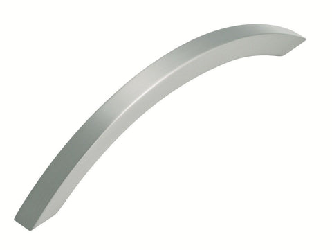 Tradco 'PULL HANDLE' Satin Nickel 7132 152mm