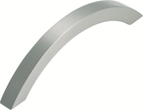 Tradco 'PULL HANDLE' Satin Nickel 7133 114mm