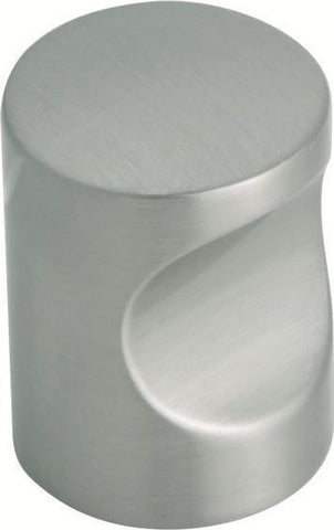 Tradco 'CUPBOARD KNOB' Satin Nickel 7178 18mm