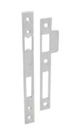 Tradco Tube Latches & Privacy Turns - Back Plate 8520