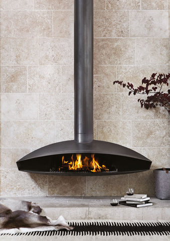 AnteFocus Suspended Fireplace
