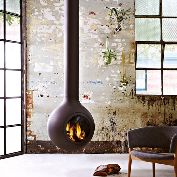 Bathyscafocus Hublot Suspended Fireplace