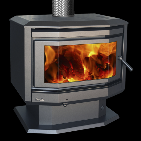 Eureka Solitaire Wood Heater Sale Now Online Instore