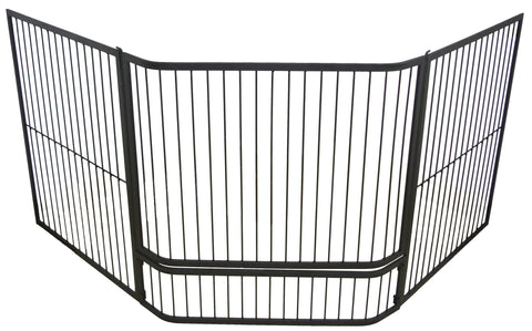 Fire Screen Child Corner Guard W1750mm x H795mm x D750mm OFGTCNR-2