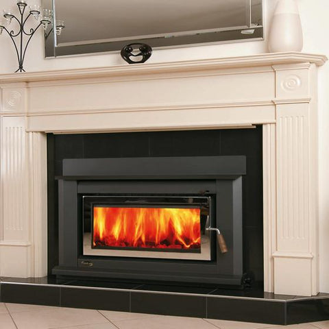 Clean Air Large Insert Masonry or Zero Clearance Wood Heater