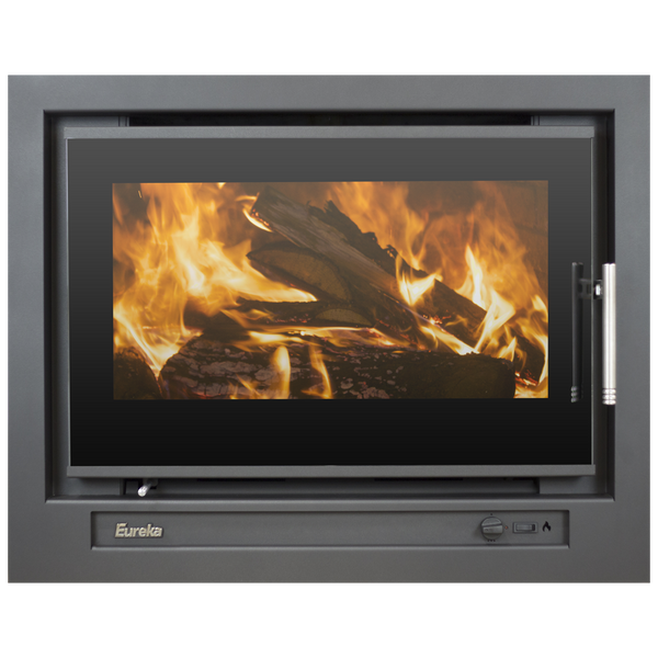 Eureka - Selection Series Ruby Large Insert Wood Heater