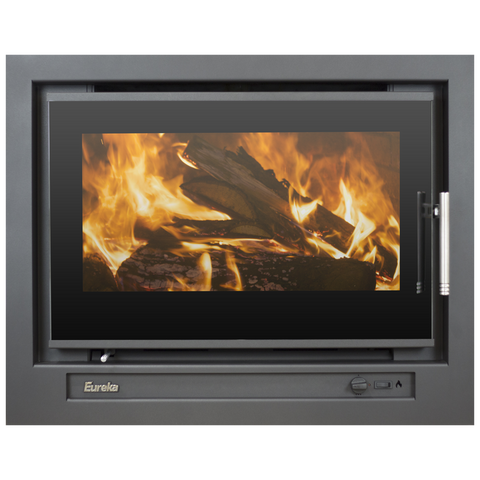 Eureka - Selection Series Pearl Medium Insert Wood Heater