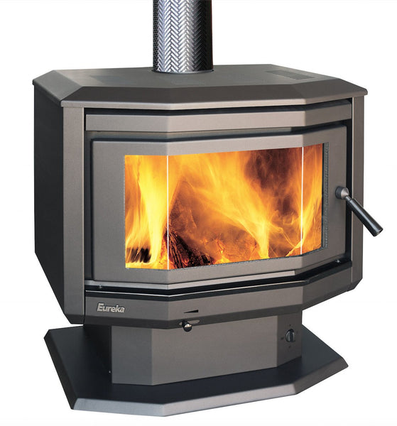 Eureka Onyx Freestanding Wood Heater
