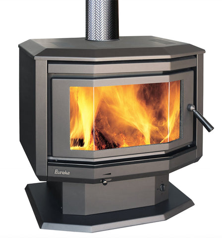Eureka Emerald MK 3 Freestanding Wood Heater