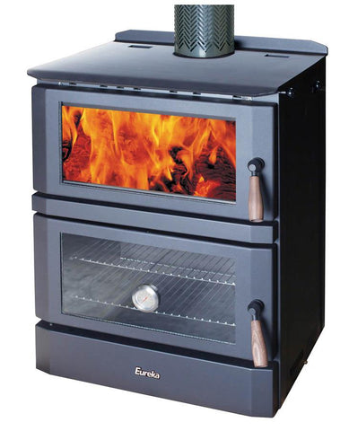 Eureka Cooker Freestanding Wood Heater