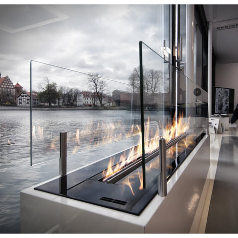 Fire Line Automatic 3 - Intelligent Bio Fireplaces