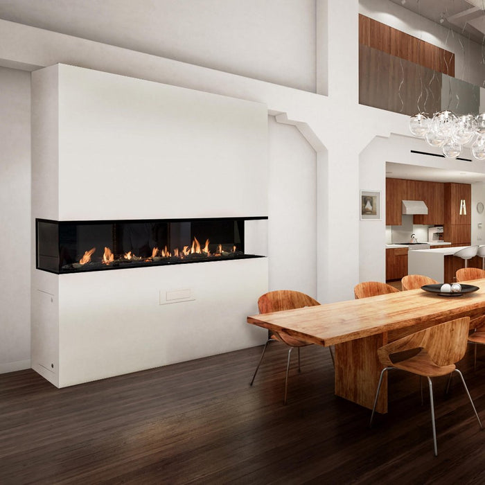 Fire Line Automatic 3 XL Logs Suite - Intelligent Bio Fireplaces