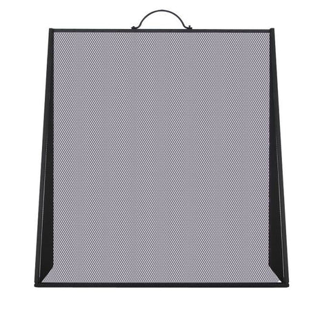 Melton Craft Single panel layback screen H67cm x W60 - JC1848BK