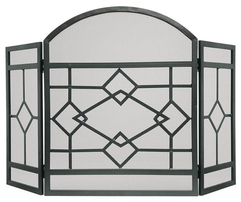 Melton Craft 3 panel firescreen H81cm x W131cm -  JC5813SF