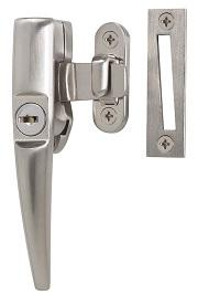 DELF ARCHITECTURAL CASEMENT FASTENER DUAL HANDED LOCKING