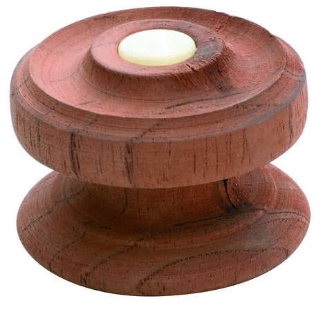Tradco 'PINE WITH SCREW BUTTON KNOB' CEDAR KSC3 54mm