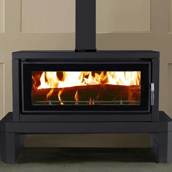 Kent Fairlight Freestanding Wood Heater Sale Sneddons