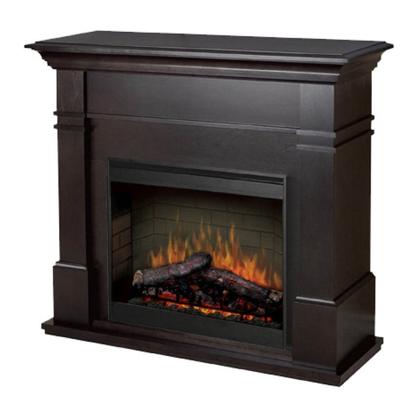 Dimplex 2kW Kenton Electric Fireplace with Mantle